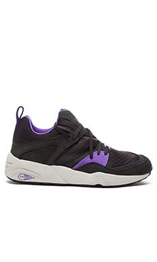 Puma Select Blaze of Glory Trinomic CRKL in Black