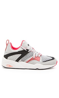 Puma Select Blaze of Glory Trinomic CRKL in Gray Violet