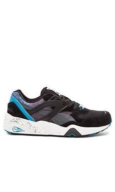 Puma Select R698 Splatter en Black Capri Breeze