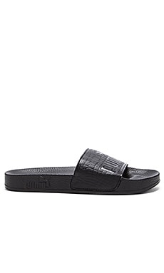 Puma Select x Vashtie Top Slide in Black