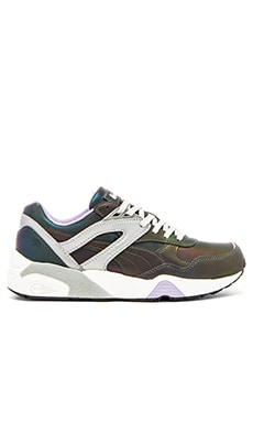 Puma Select x Vashtie R698 90s 3M in Gray Violet