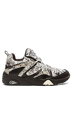 Puma Select x Swash Blaze of Glory in Black