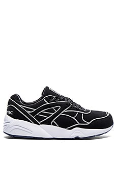 Puma Select x ICNY Trinomic R698 in Black