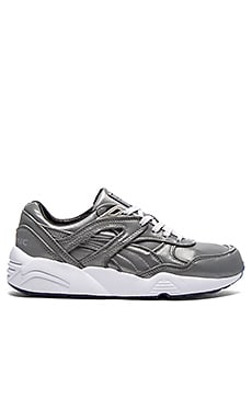 Puma Select x ICNY Trinomic R698 in Silver