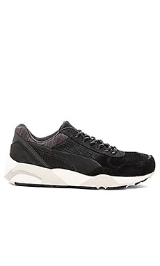 Puma Select x Stampd R698 in Black