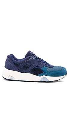 Puma Select x BWGH CREAM Reissue R698 In Medieval Blue