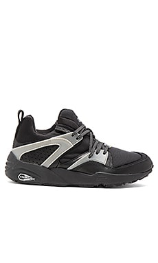 Puma Select Blaze of Glory Leather en Noir