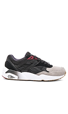 Puma Select R698 Blocked in Drizzle Black Gum