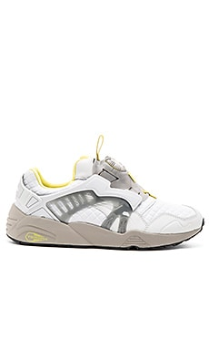 Puma Select Disc Blaze Emboss in Glacier Grey