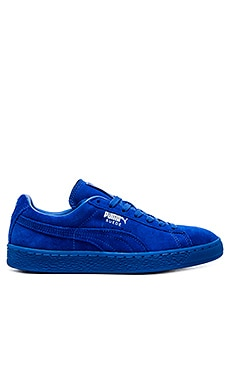 Puma Select Suede Classic ICED in Puma Royal Puma Royal