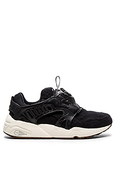 Puma Select Disc Blaze Felt in Black