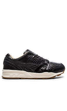 Puma Select XT2 Leather in Black Turtledove