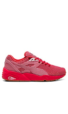 Puma Select R698 Knit Mesh in Rio Red