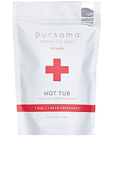 Hot Tub Bath Soak Pursoma $36