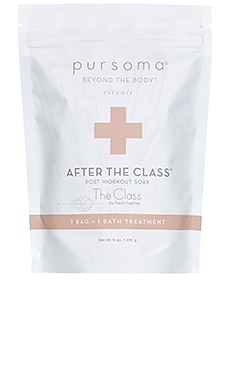 PRODUCTO DE BAÑO AFTER THE CLASS BATH Pursoma $34