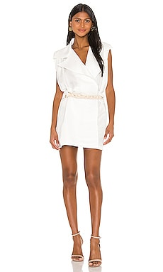 Jesse Dress Piece of White $247
