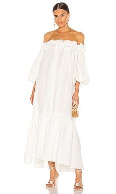 Kalina Dress Piece of White $675