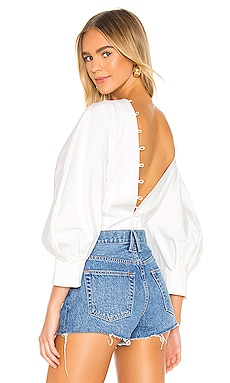 Bailey Shirt Piece of White $459