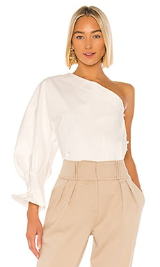 Gretta Blouse Piece of White $212