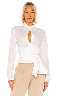 Kathleen Blouse Piece of White $164