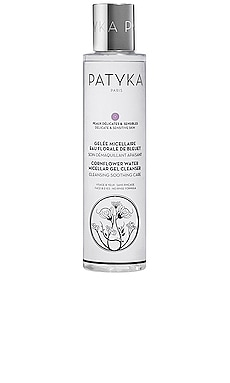 Cornflower Water Micellar Gel Cleanser Patyka $40
