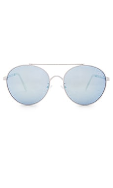 Circus Life Sunglasses in Silver