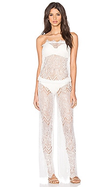 Lightweight Lace Overall