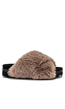 Cloud Faux Fur Slippers R0AM $130 BEST SELLER