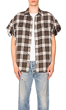 CAMISA OVERSIZED CUT-OFF