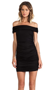 Rachel Pally Byron Dress in Black