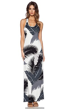 Rachel Pally Meagan Dress in Black Tropical