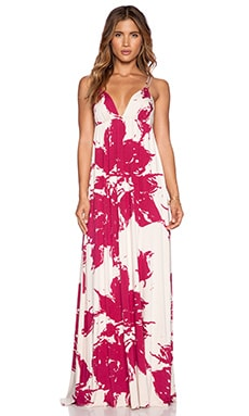 Rachel Pally Wilde Dress in Amaryllis Floral
