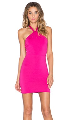 x REVOLVE Halter Mini Dress