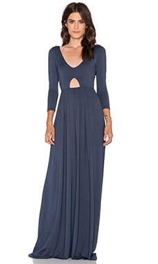 Dakota Maxi Dress in Eclipse