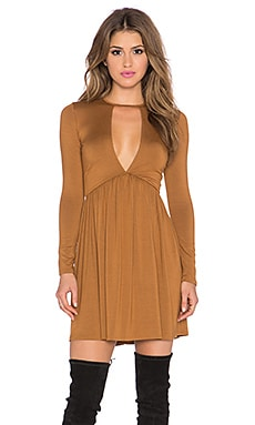 Rachel Pally x REVOLVE Lianne Short Dress in Caramel