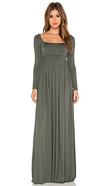 Rachel Pally Isa Maxi Dress in Conifer