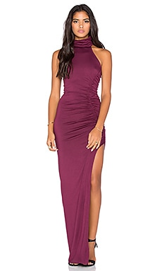 Rachel Pally X REVOLVE Galene Maxi Dress in Cabernet