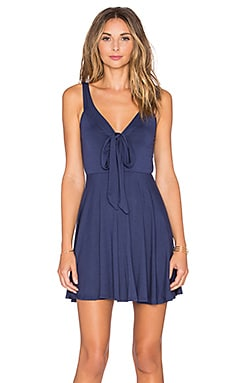Rachel Pally x REVOLVE Ossy Mini Dress in Atlantic