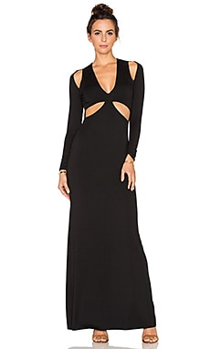 Rachel Pally Javeonna Dress in Black