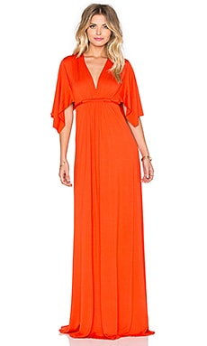Rachel Pally Long Caftan Dress in Caliente
