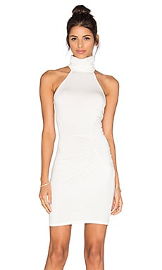 Rachel Pally Short Galene Dress in White