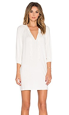 Rachel Pally Mei Mei Dress in White