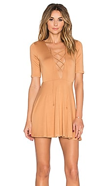 Rachel Pally Kidada Mini Dress in Miso