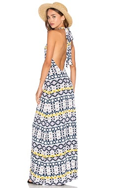 Fausto Maxi Dress in Morocco