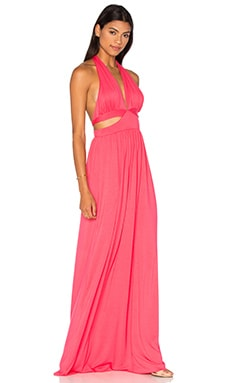 Naeva Maxi Dress in Sandia