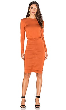 Dori Dress in Copper