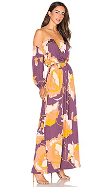 Rachel Pally India Dress in Desert Flower
