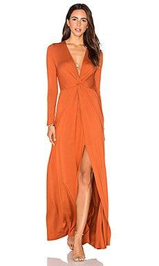 Rachel Pally Rosemarie Dress in Copper