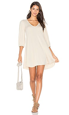 Ezra Dress in Cream