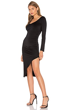Maricela Dress in Black